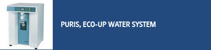 PURIS, ECO-UP WATER SYSTEM